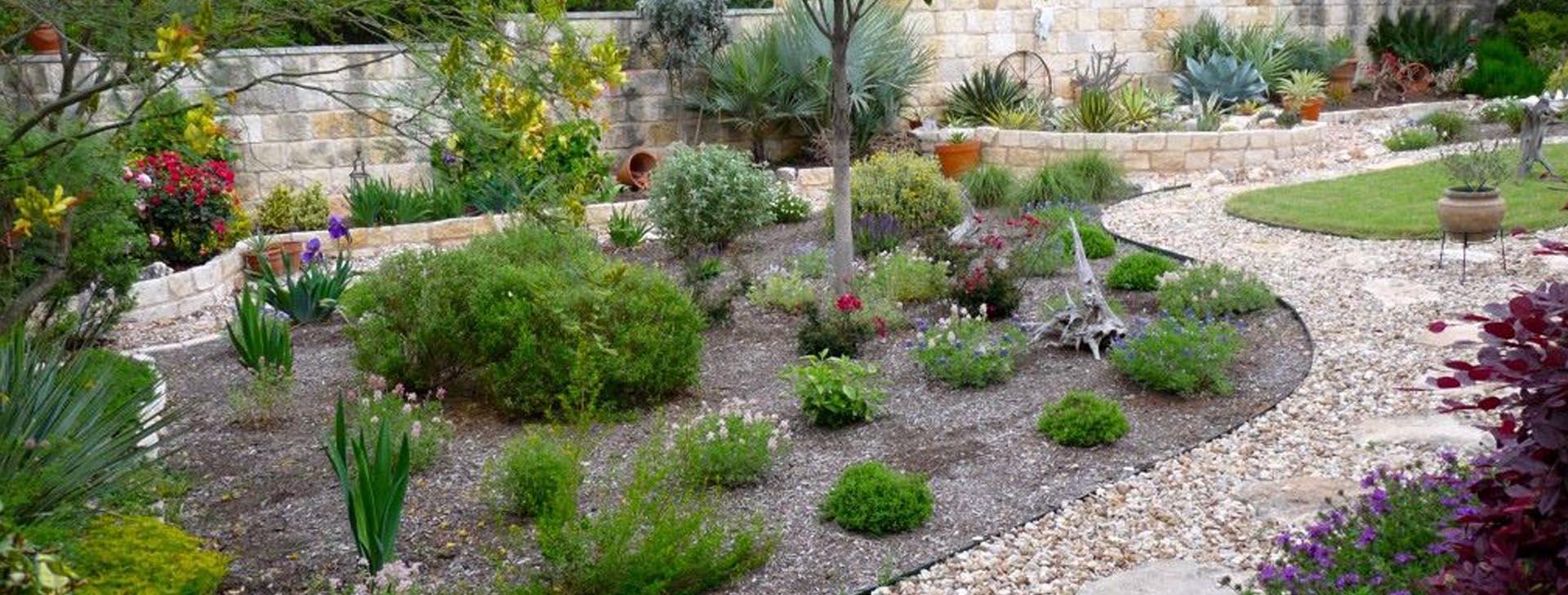 Xeriscape Design and Installation Services - Gardens for Texas